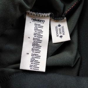 Hoodies & Sweatshirts Nwt Naketano Brazzo Mack Zip Velvet Hoodie Dark Olive S